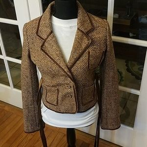 Abercrombie Tweed Jacket